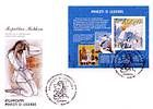 № Block 12 (238) FDC - EUROPA 1997 - Tales and Legends  1997