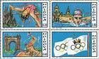 № 26+29+27Zd - Olympic Games, Barcelona, 1992 1992