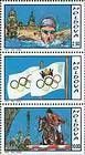 № 29-30Zd - Olympic Games, Barcelona, 1992 1992