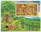 № Block 18 (307) - EUROPA 1999 - Nature Reserves and Parks 1999