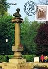 № 309 MC1 - 200th Birth Anniversary of Alexander Pushkin 1999