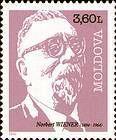 Norbert Wiener (1894-1964). Mathematician. The Founder of Cybernetics