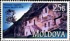 Cave Monastery, Ţipova