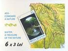 № 388 MH - EUROPA 2001 - Water, A Treasure of Nature 2001