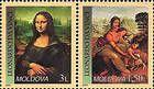 № 436+435Zd - 550th Birth Anniversary of Leonardo da Vinci 2002