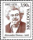 Alexandre Dumas (1802-1870). French Novelist and Playwright
