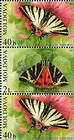 № 459+460+459Zd - Butterflies and Moths (II) 2003