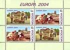 № 487-488 Hb - EUROPA 2004 - Vacation 2004