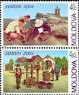 № 487+488ZdV - EUROPA 2004 - Vacation 2004
