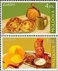№ 512+511ZdV - EUROPA 2005 - Gastronomy 2005