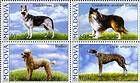 № 565-568Zd1 - Pedigree Dogs 2006