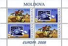 № 611-612 Hb - EUROPA 2008 - Letter Writing 2008