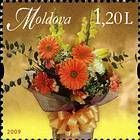 Bouquet of Flowers<br>Label May be Personalised - See «Se-Tenants»