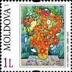 «Flowers - Lillies» by Ion Tăbîrță (2005)