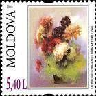 «Chrysanthemums» by Leonid Grigoraşenco (1994)