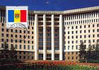 № 718Sw MC2 - 20th Anniversary of the Adoption of the State Flag and Arms of the Republic of Moldova 2010
