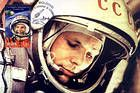 № 745 MC3 - 50th Anniversary of the First Manned Space Flight 2011