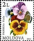№ 754 (2.00 Lei) Viola