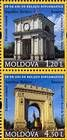 № 769+770ZdV - 20 Years of Diplomatic Relations Between Romania and the Republic of Moldova 2011