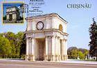 № 769 MC9 - The Triumphal Arch in Chişinău