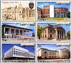 № 771-775Zd - 575th Anniversary of Chişinău City 2011