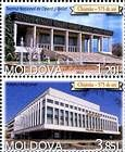 № 772+774Zd - 575th Anniversary of Chişinău City 2011