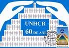 № 776 MC - 60th Anniversary of the United Nations High Commissioner for Refugees 2011