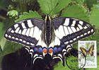 № 78 MC2 - Butterflies and Moth (I) 1993