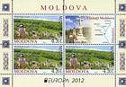№ 793 Hb - EUROPA 2012 - Visit Moldova 2012