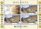 № 794 Hb - EUROPA 2012 - Visit Moldova 2012