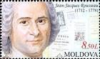 Jean-Jacques Rousseau (1712-1778). Philosopher and Writer