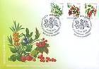 № 823-828 FDC1 - Fruiting Shrubs 2013