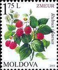 № 826 (1.75 Lei) Red Raspberry