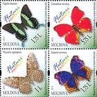 № 838-841Zd42 - Butterflies and Moths (III) 2013