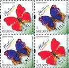 № 840-841Zd - Butterflies and Moths (III) 2013