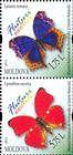 № 840+841ZdV - Butterflies and Moths (III) 2013