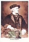 № 847 MC1 - Richard Wagner (1813-1883), Composer