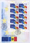 № 876 Kb FDC - Signing of the Association Agreement between the Republic of Moldova and the European Union 2014