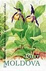 № 87P (2.50 Lei) Ladys Slipper Orchid