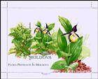 № Block 4P (87P) - Flora - Flowers 1993