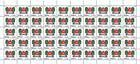 № 901 FS - Local Coats of Arms I - Definitive Stamps 2015