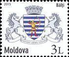 Arms of the Municipality of Bălţi