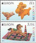 № 905-904ZdV - EUROPA 2015: Old Toys 2015