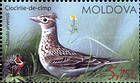 № 927 (5.75 Lei) Eurasian Skylark (Alauda Arvensis)