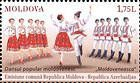 Traditional Dance of Moldova «Moldoveneasca»