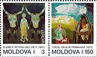 № 94+95ZdH - EUROPA 1993 - Modern Art 1993