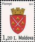 Arms of Florești