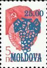 25.00 Rubles on 5 Kopek