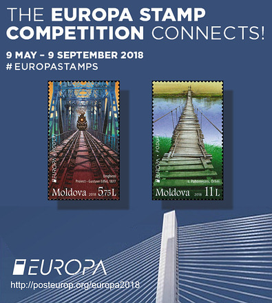 EUROPA Stamps Competition 2018