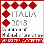 ITALIA 2018 Exhibition of Philatelic Literature
